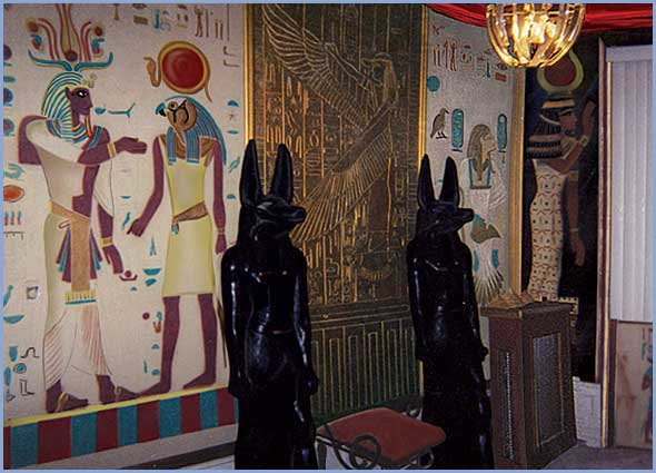 Art Is ... an Egyptian Fantasy